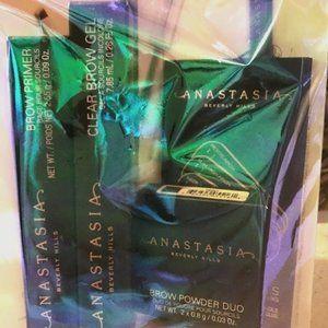Anastasia 5 piece brow kit  - Ebony Brown